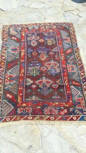 Turkish rug - running river rug cleaning